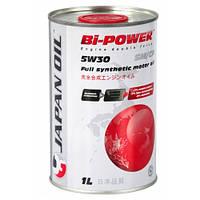 Моторное масло JAPAN OIL Bi-POWER  5W-30 1л