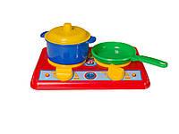 Детский Игровой набор Кухня Галинка 2 пластик Технок