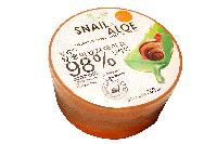 Крем-гель для лица Т. L Bai  с улиточным муцином и алое вера Moods 98% Snail & Aloe 300 мл