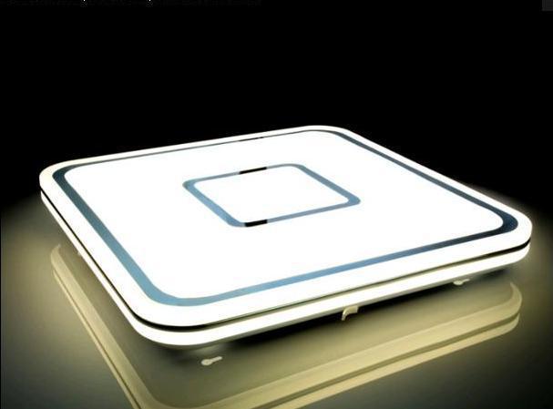 Світлодіодний світильник SMART SEAN SL70037 86W 3000-6500K квадратний Код.59356