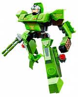 Робот трансформер-танк, Hap-p-kid (4133)