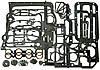Набор прокладок двигателя Д-160 /Т-130/(без ГБЦ) (арт.19337)