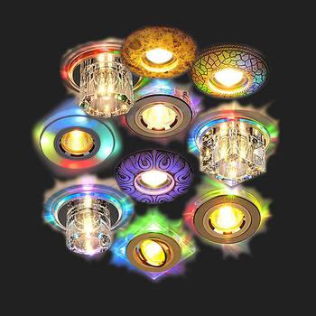 LED лампи для точкових світильників
