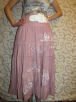 Женская длинная юбка, производства Турции,  52р., фото 1