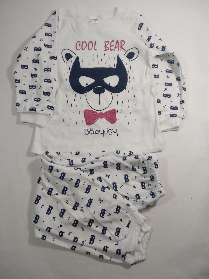 "Детская пижама 4-6 ""Cool Bear"" 37538"