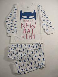 """Детская пижама 4-6 """"Bat"""" 37539"""