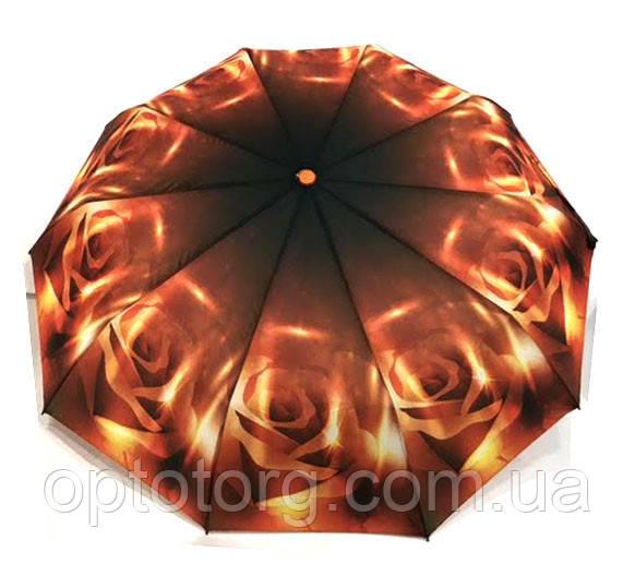 """Зонт складной женский с системой """"антиветер"""" арт. WSP011 Monsoon, фото 1"""