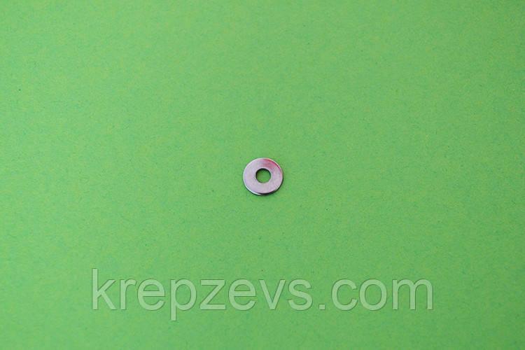 Шайба Ф6 ГОСТ 6958-78 из стали А2
