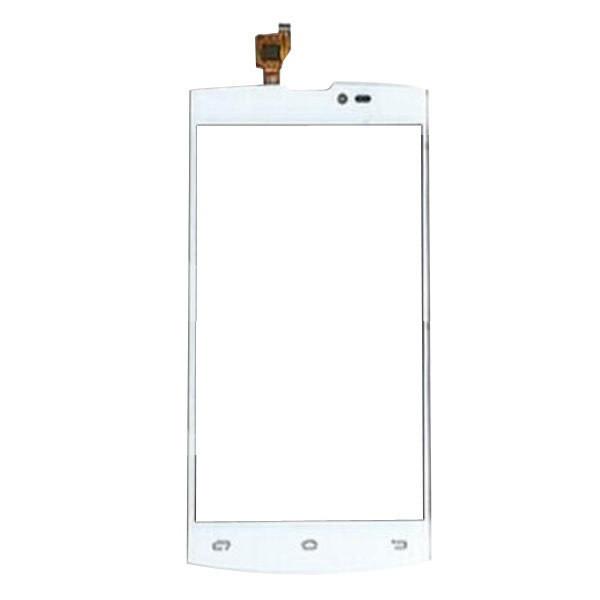 Сенсор (Touch screen) Bravis Power белый