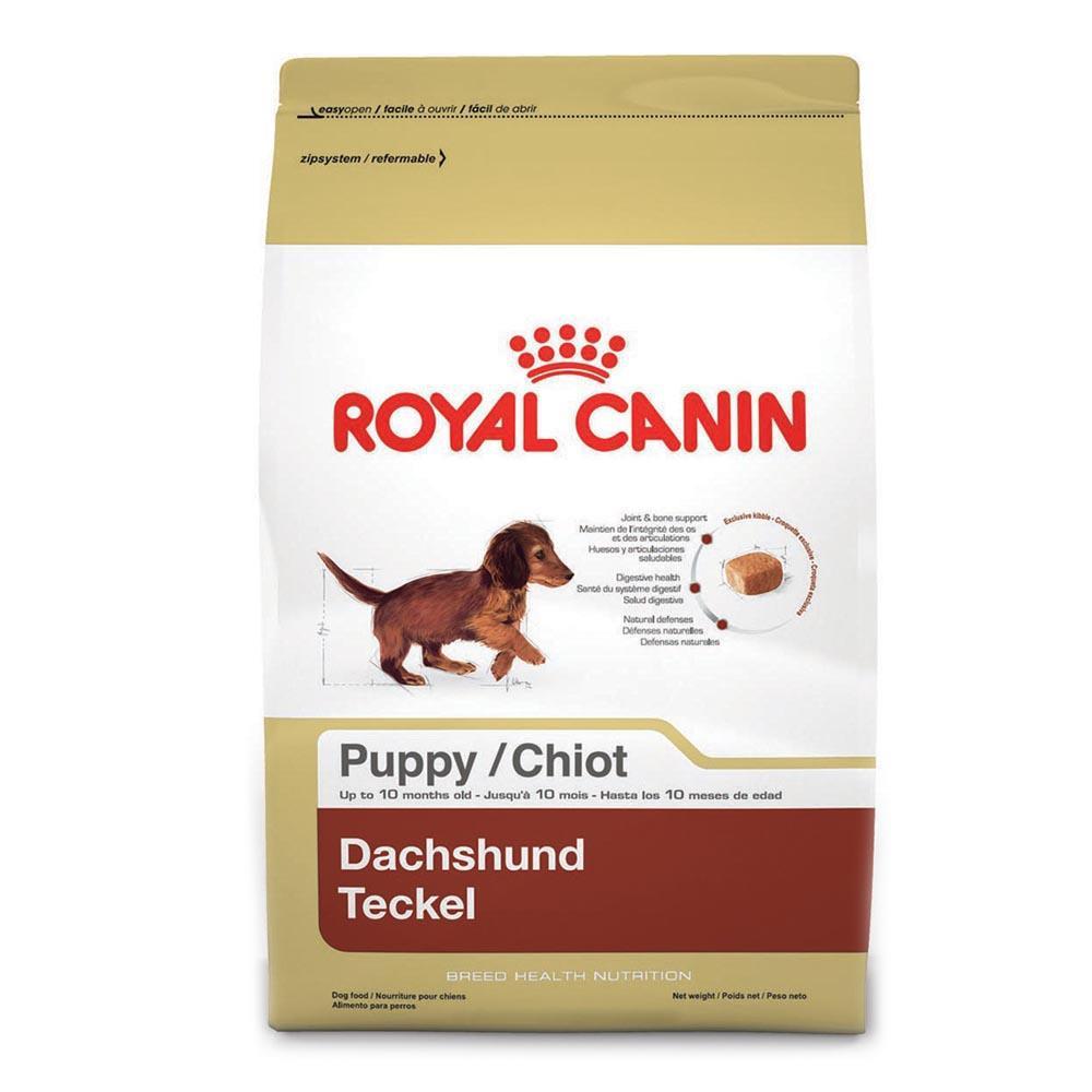 Сухой корм Royal Canin Dachshund Junior для щенков до 10 месяцев 1.5 кг