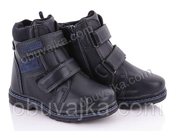 Зимняя обувь оптом Ботинки для мальчиков от фирмы CBT T(27-32), фото 2