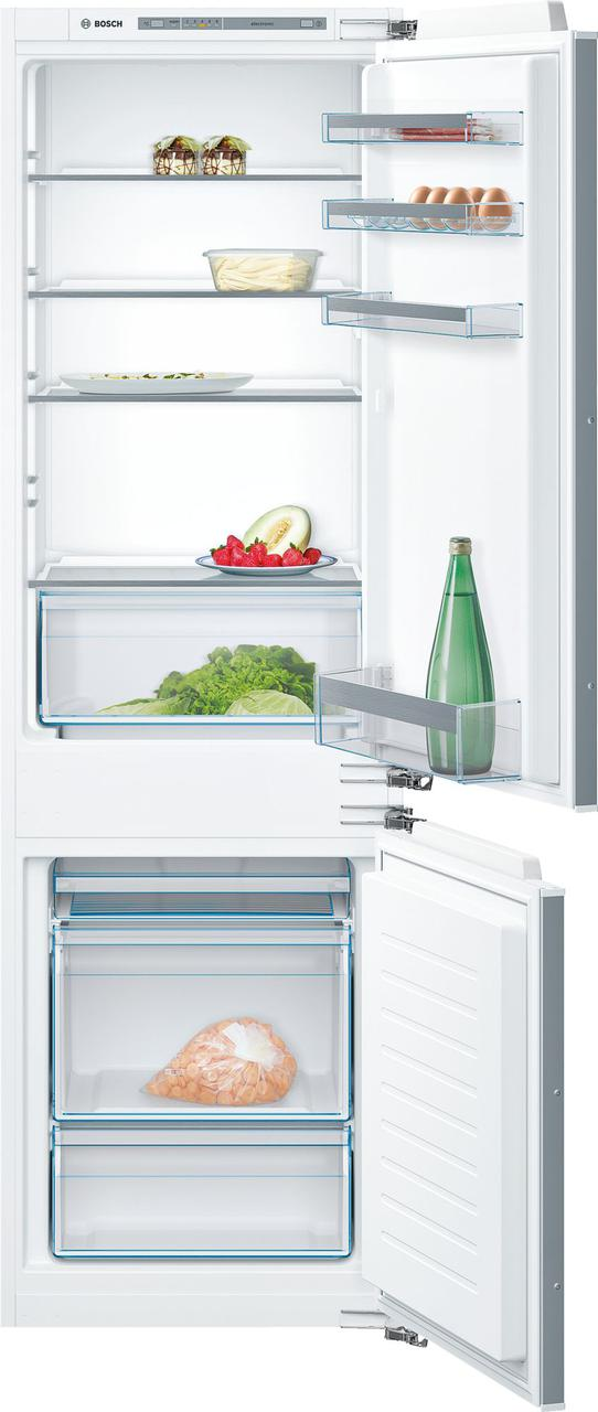 Встраиваемый холодильник с морозильником  Bosch KIV86KF30