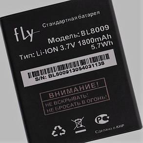 Аккумулятор батарея fly BL8009/FS451, фото 2