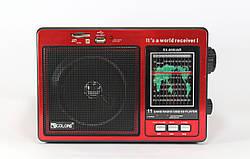 Радіоприймач з підтримкою MP3 GOLON RX 006 UAR