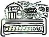 Набор прокладок двигателя (без ГБЦ) ЯМЗ-238 (арт.19121)