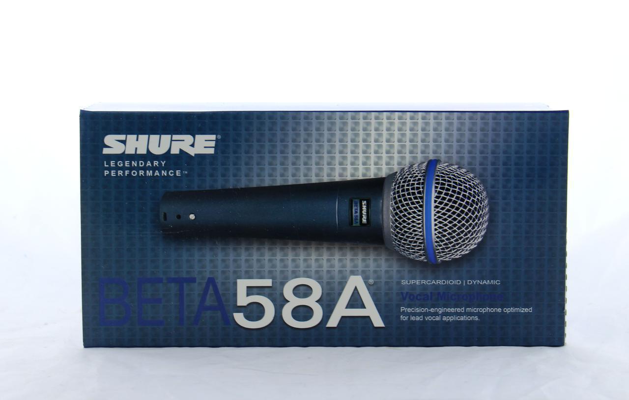 Микрофон Shure Beta 57A  (проводной)