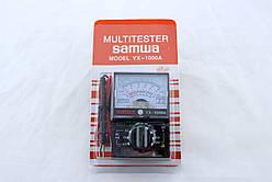 Стрелочный мультиметр YX 1000A / тестер