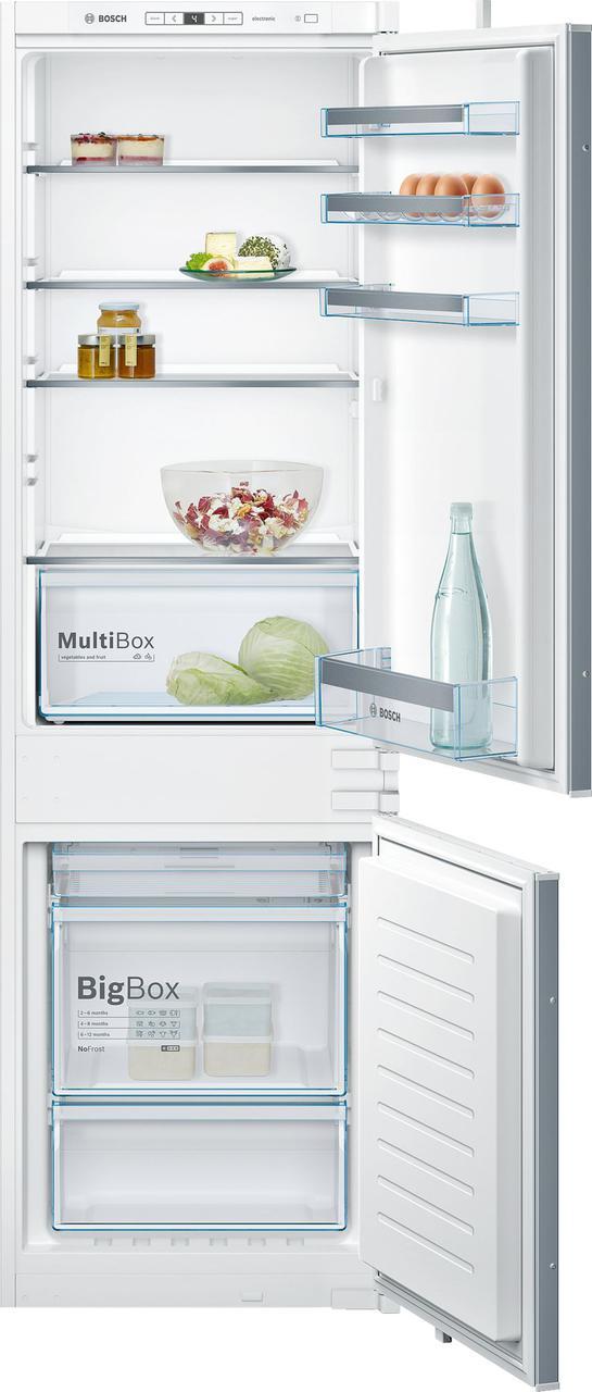 Встраиваемый холодильник с морозильником  Bosch KIN86KS30, фото 1