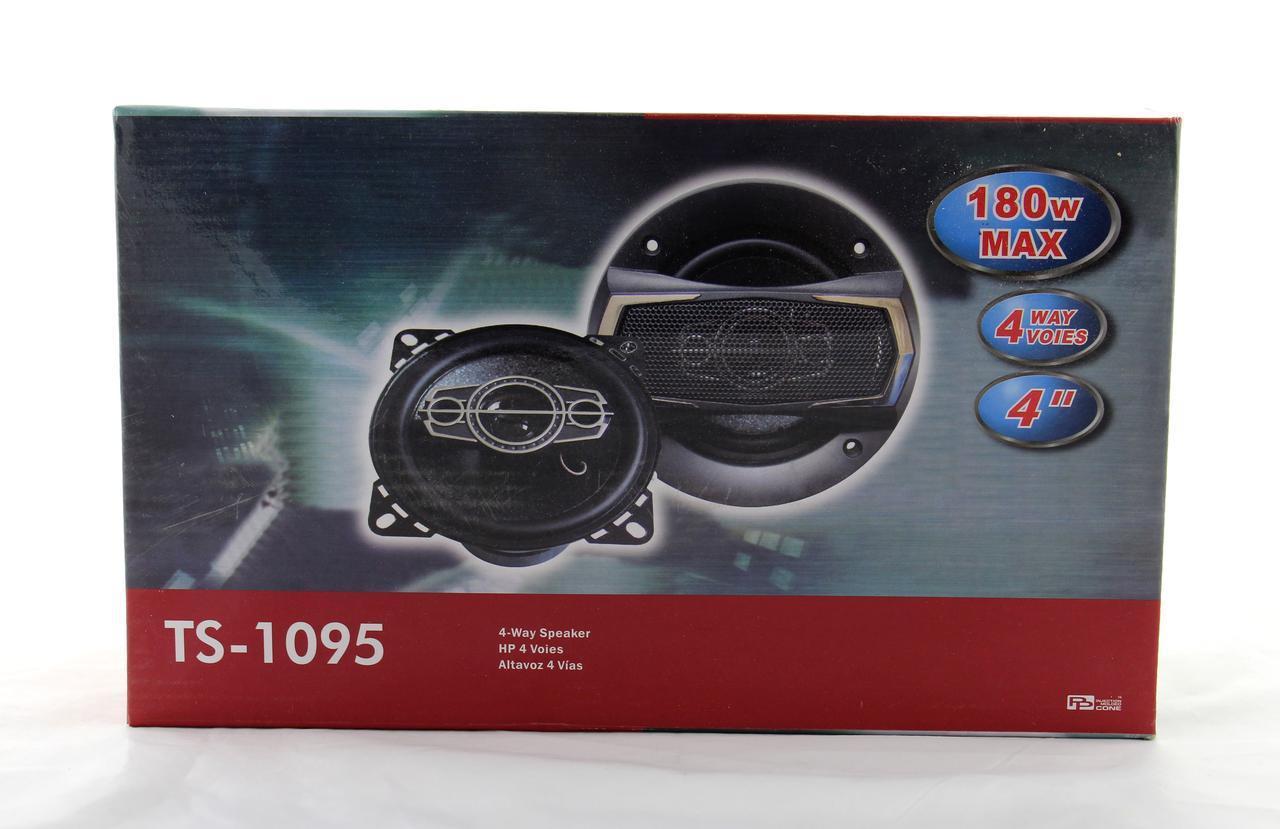 Автоколонки TS 1095 max 180w