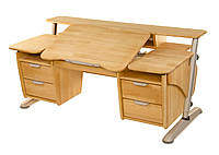 Детский стол «Эргономик с двумя тумбами»  Pondi