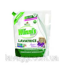 Гель для прання будь-яких типів волокон і делікатного одягу Winni's lavatrice Aleppo 1250 ml