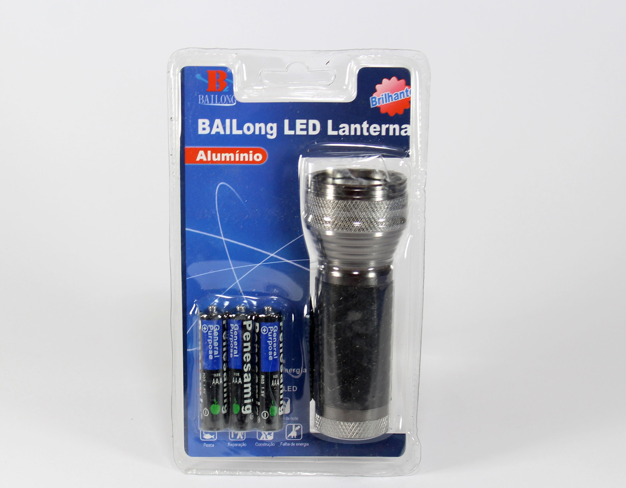 Ручний світлодіодний Ліхтар BL A103-9C