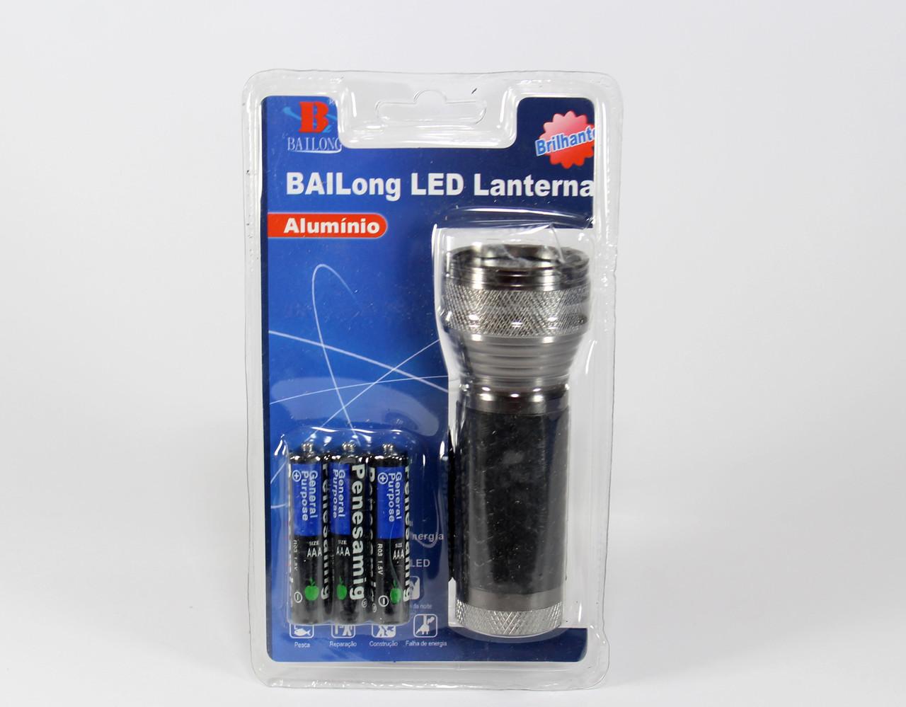 Светодиодный ручной Фонарик BL A103-9C