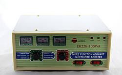 Преобразователь AC/DC 1000W CHARGE / автомобильный инвертор 1000W / стационарный /преобразователь напряжения
