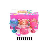 Кукла - мороженое в коробке