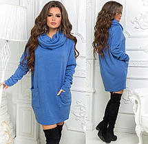 Платье туника с хомутом , фото 3