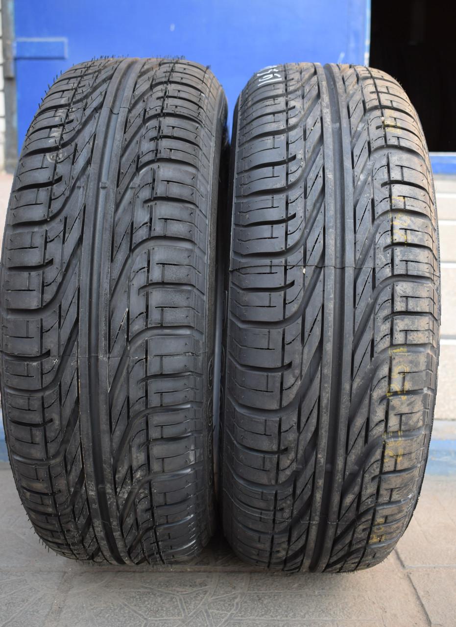 Шины б/у 195/60 R15 Pirelli ЛЕТО, пара, 8 мм