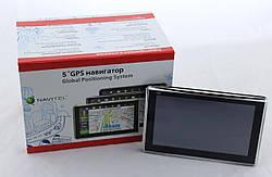 GPS навигатор 5009 \ram 256mb\8gb\емкостный экран