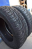 Шины б/у 195/60 R15 Pirelli ЛЕТО, пара, 8 мм, фото 3