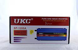 Преобразователь синусоида UKC  AC/DC sine 1200W