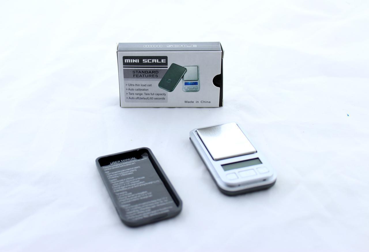 Карманные ювелирные весы ACS 200gr. Min/398i