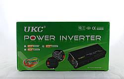 Профессиональный преобразователь напряжения UKC AC/DC RCP 1000W PROFESSIONAL  /  инвертор