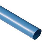 Термоусадочная трубка синяя 4мм (10м/уп) рулон
