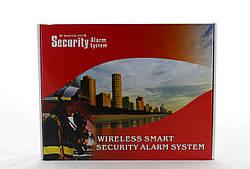 GSM сигнализация для дома с датчиком движения Alarm JYX G200