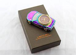 Спіральна USB 813 запальничка з годинником