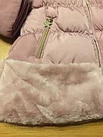 Куртки на меху для девочек оптом, F&D, 3/4-7/8 лет, арт. L-103, фото 7