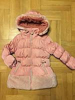 Куртки на меху для девочек оптом, F&D, 3/4-7/8 лет, арт. L-103, фото 3