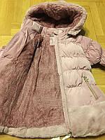 Куртки на меху для девочек оптом, F&D, 3/4-7/8 лет, арт. L-103, фото 5