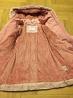 Куртки на меху для девочек оптом, F&D, 3/4-7/8 лет, арт. L-103, фото 6
