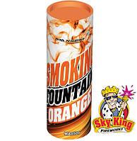 Цветной дым SMOKING оранжевый 1 шт. MA0509
