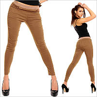 Узкие женские штаны дудочки