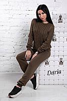 Женский турецкий вязаный  костюм  Daria, фото 1