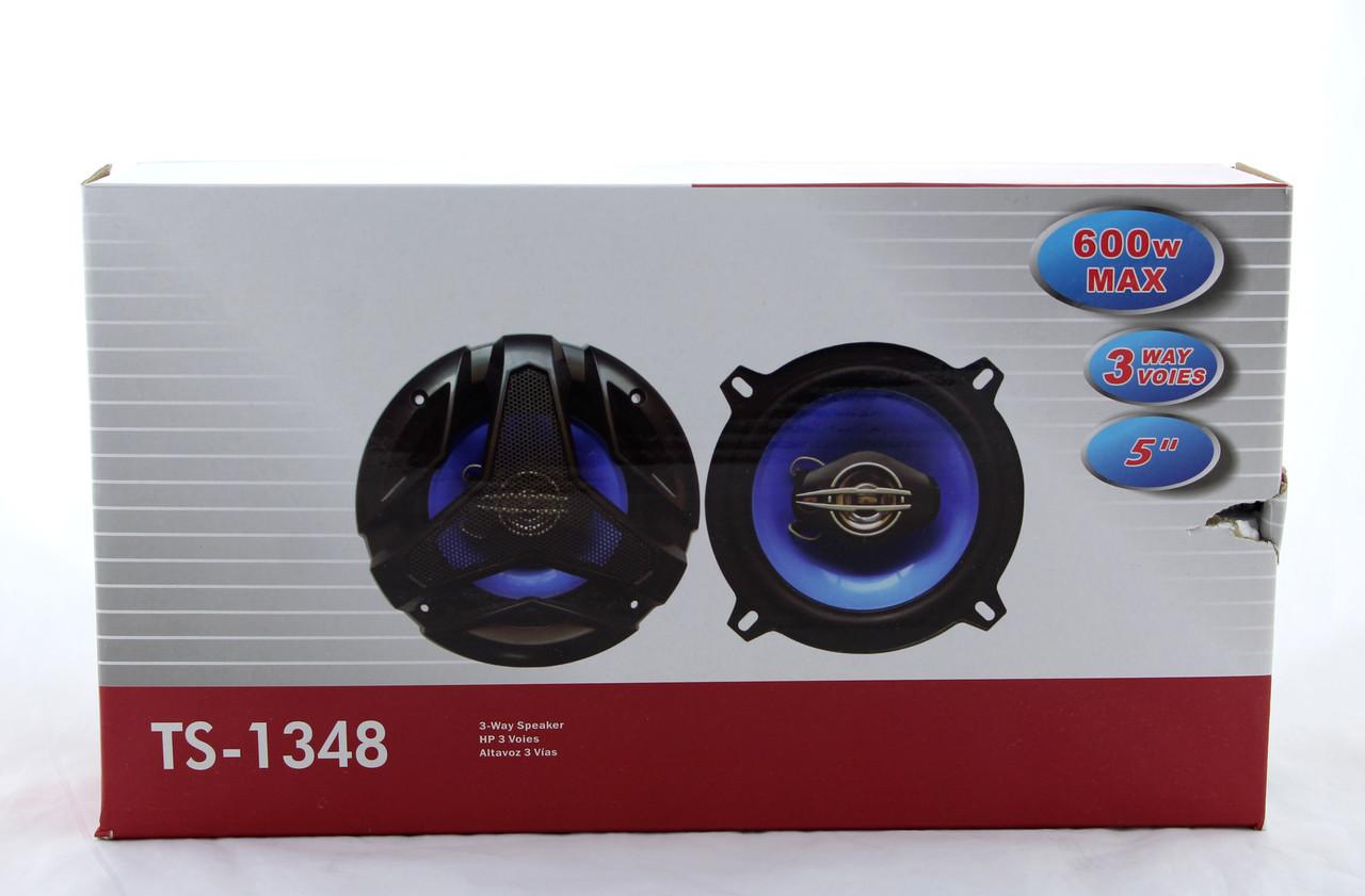 Автоколонки TS-1348 / автомобільні акустичні динаміки / колонки в автомобіль / Автомобільна акустика