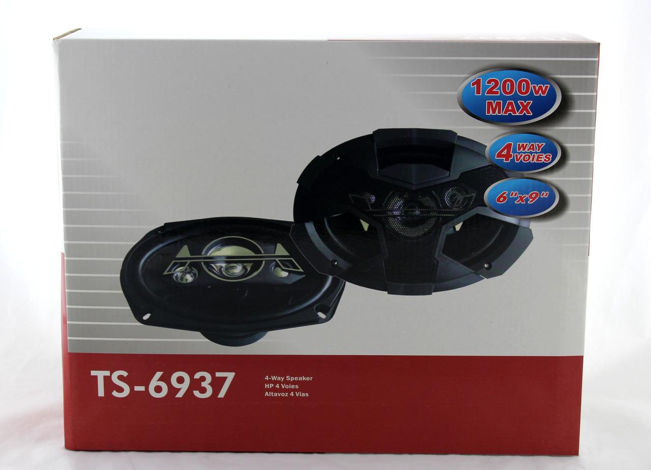 Автомобильная акустика / колонки / овалыTS-6937