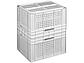 Пластиковый ящик 433х347х283 мм, фото 4
