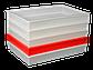 Пластиковый ящик полиэтиленовый 600х400х80 мм, фото 3